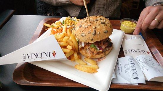 Restaurant Chez Vincent Bruges