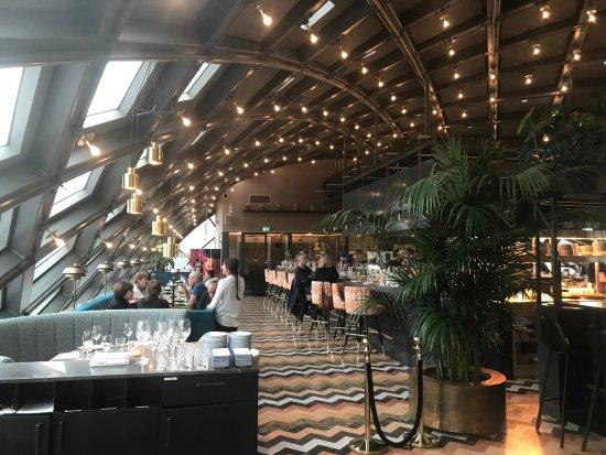 De keuken bar met super uitzicht picture of nacarat amsterdam