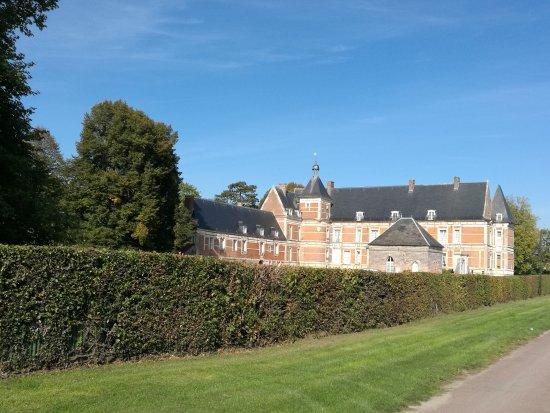 Chateau de Troissereux