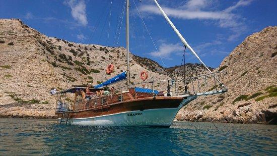 Platis Gialos, Yunani: Gialoudia, Sifnos