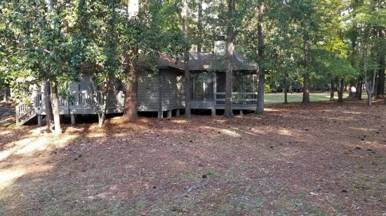 The Lodge and Spa at Callaway Resort & Gardens: our cabin