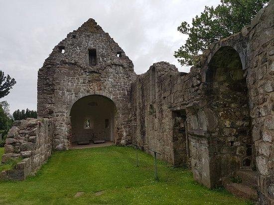 Ostermarie Kirkeruin