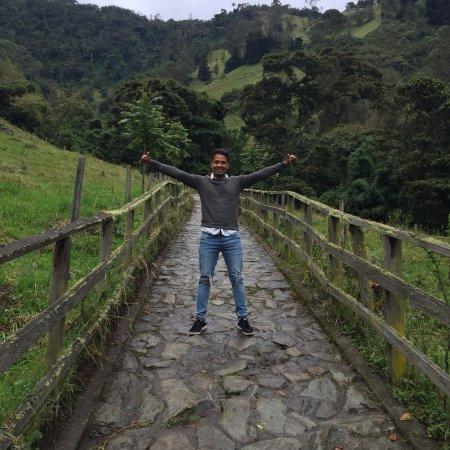 Combeima Canyon