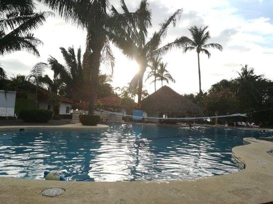 Hotel Villas Playa Samara: Atardecer