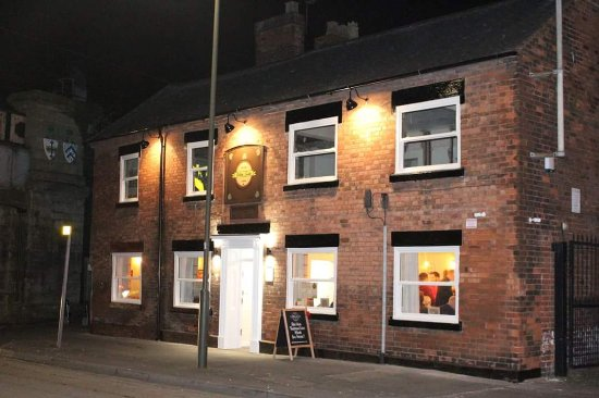 Bitter-Suite Micropub, Lichfield - A warm welcome awaits you