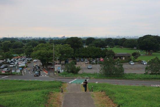 Saiko Doman Green Park: صورة لمدخل الحديقة
