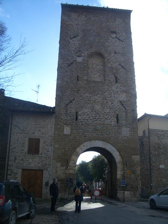 Bevagna, Italia: Porta Cannara