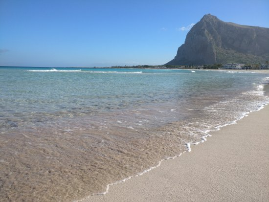 Spiaggia di San Vito lo Capo : spiaggia