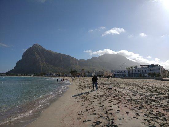 Spiaggia di San Vito lo Capo : riva