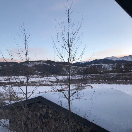Tabernash, CO: Great location with a stunning view!