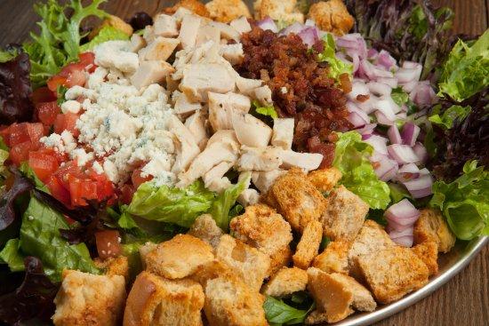 Spokane Valley, WA: The Cobb salad