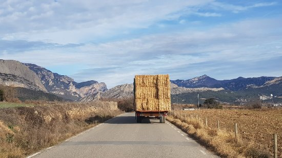 Peramola, Испания: 20180113_112249_large.jpg