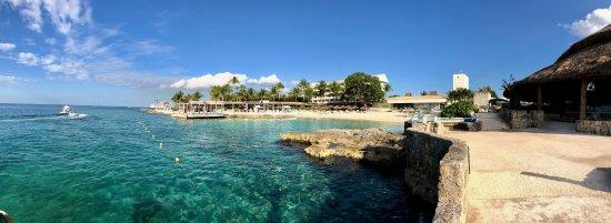 Presidente Inter-Continental Cozumel Resort & Spa: Hotel beach
