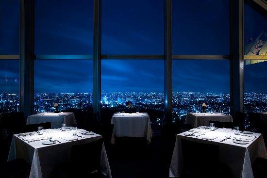 NEW YORK GRILL, Shinjuku - Shinjuku - Updated 2019 Restaurant