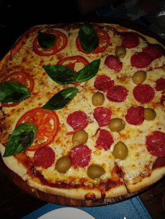 Pizzeria Tomate y Queso: IMG_20180119_212453_large.jpg
