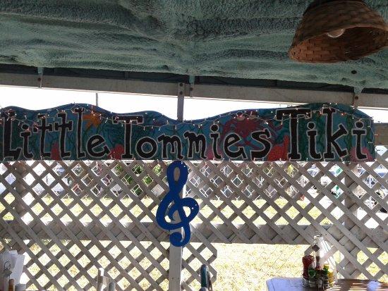 Little Tommies Tiki Photo
