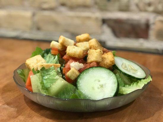 Edmore, MI: Side Salad