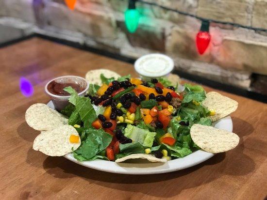 Edmore, MI: Southwestern Salad