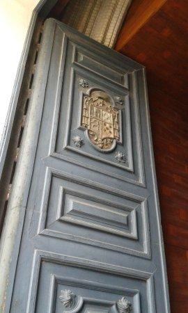 La Seo del Salvador: Η είσοδος .