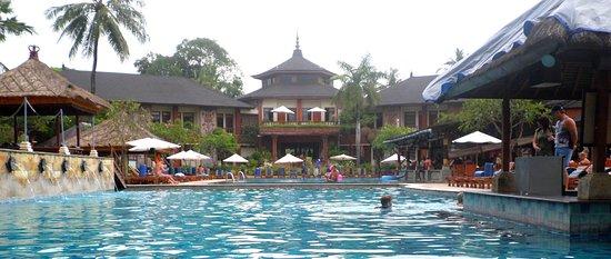 Zonsondergang Picture of The Jayakarta Bali Beach Resort Legian