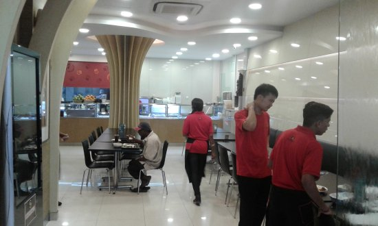 Dinning area  - Picture of Sakunthala's Food Palace