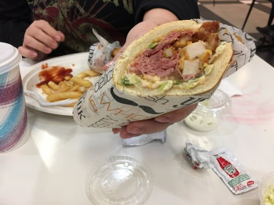 Lakewood Special Schnitzel