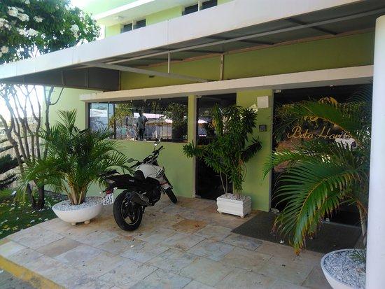 Hotel Belo Horizonte: entrada del hotel
