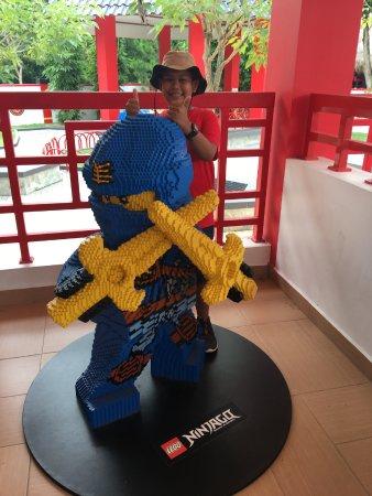 Legoland Malaysia : My boys love Ninja Go