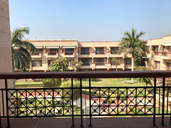 Jaypee Palace Hotel & Convention Centre Agra: From balcony of the room