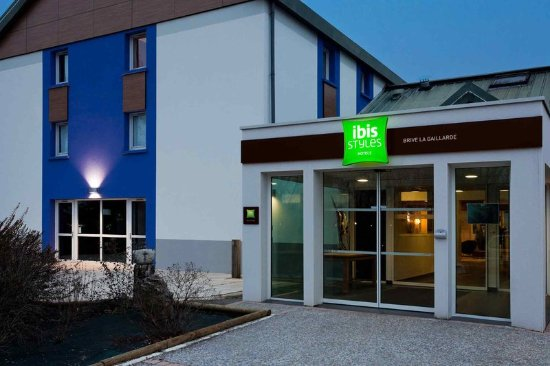 Ibis Styles Brive Ouest: Exterior