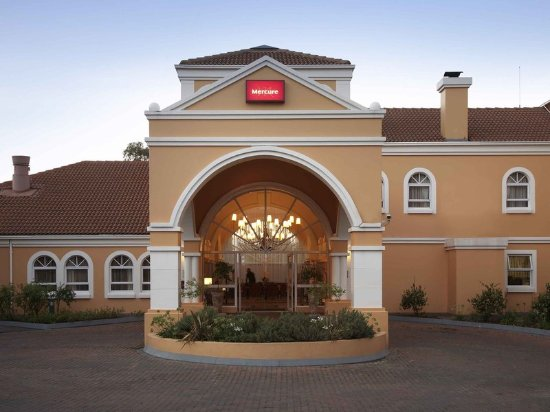 Mercure Johannesburg Randburg: Exterior