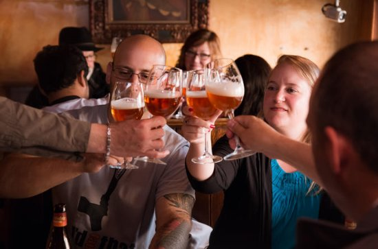 Small-Group Brussels Beer Tasting Tour