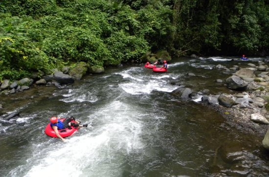 Arenal River Tubing Adventure