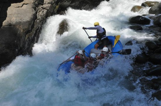 Naranjo River Whitewater Rafting Tour