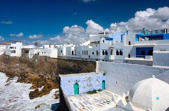 Visite privée du Maroc depuis Malaga...