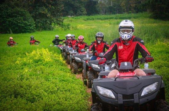 Bushwacker Tour ATV Fahrer 1 Stunde...