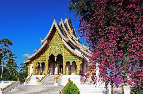 Half Day Luang Prabang City Tour