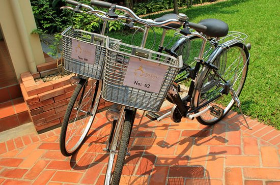 Half day Luangprabang cycling tour (No meal)