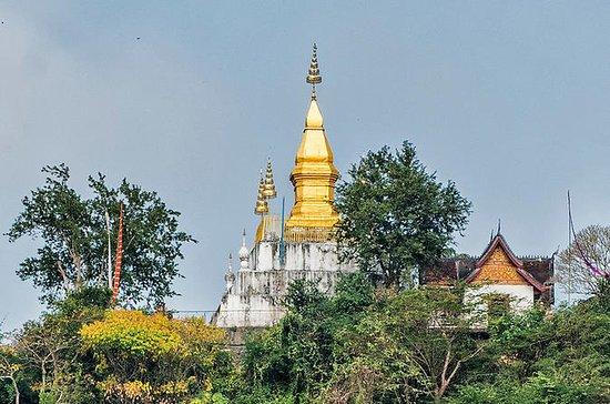 Luang Prabang City Tour (half day)