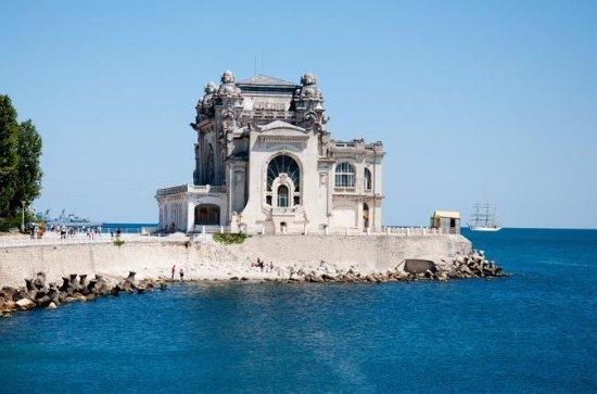 Une journée à la mer Noire