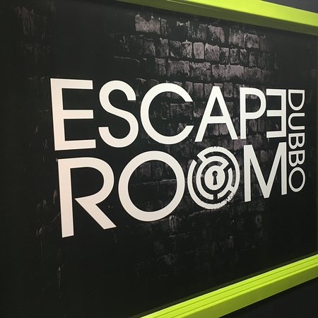 Dubbo Escape Room