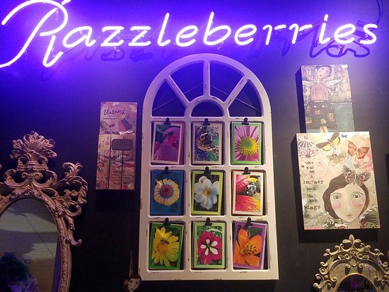 Razzleberries Fine Gifts