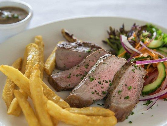 Rosehill, Αυστραλία: Restaurant
