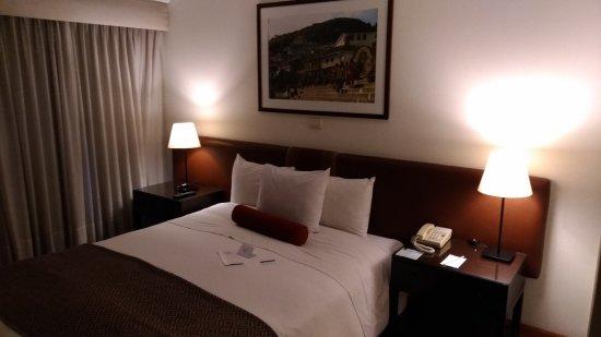LP Los Portales Hotel Cusco: Habitación comoda