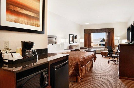 Moosomin, Kanada: Guest room