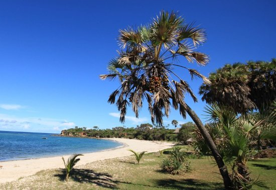 Kutani, Tanzania: Beach