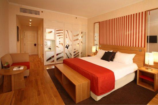 Mamaison Riverside Hotel Prague : Guest room