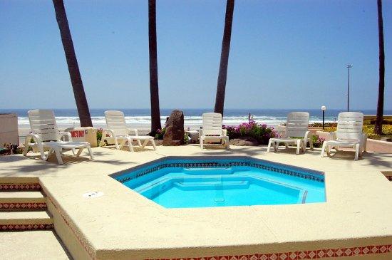 Rosarito Inn: Pool