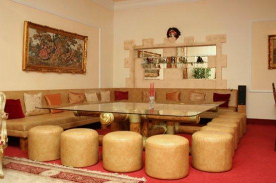Maslovo, Rosja: Meeting room
