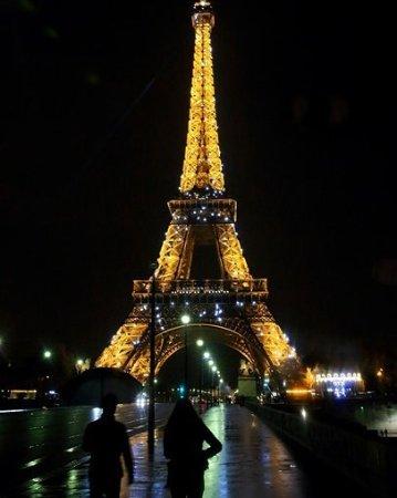 Tarot Zamm: Beautiful Eiffel Tower